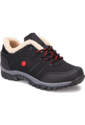 I Cool Ic124 Siyah Erkek Çocuk Outdoor Ayakkabı