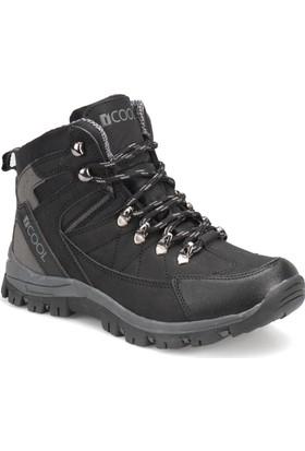 I Cool Ic137 Siyah Erkek Çocuk Outdoor Ayakkabı