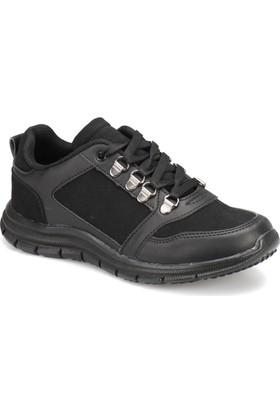 I Cool Ic123 Siyah Erkek Çocuk Outdoor Ayakkabı