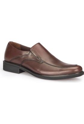 Polaris 5 Nokta 72.110391.M Kahverengi Erkek Deri Ayakkabı