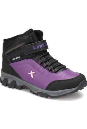 Kinetix Roha Mor Kız Çocuk Outdoor Ayakkabı