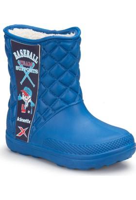 Kinetix Punka Mavi Erkek Çocuk Çizme