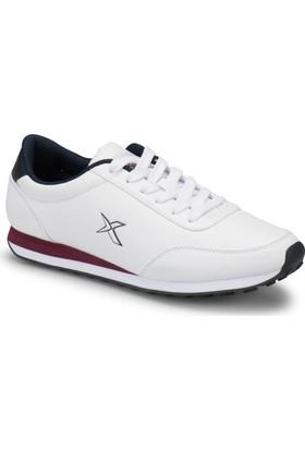 Kinetix Adel W Beyaz Kadın Sneaker Ayakkabı