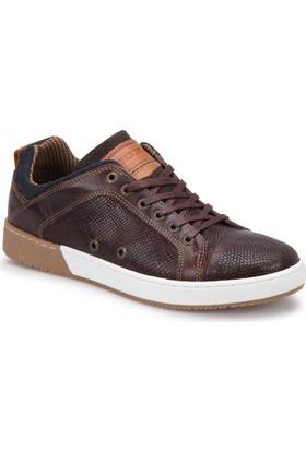 Joselı J4258 Kahverengi Erkek Deri Modern Ayakkabı