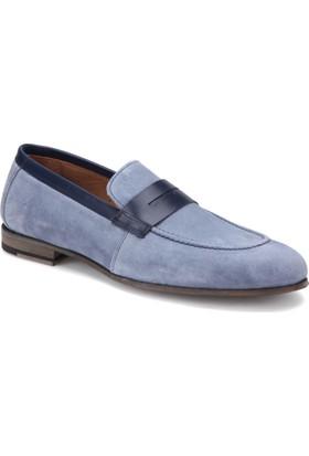 Roberto Ley 15305 Siyah Erkek Deri Modern Ayakkabı
