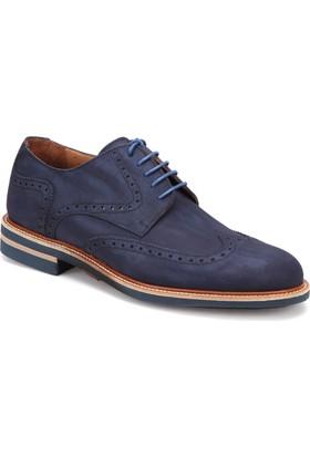 Roberto Ley 15339 Lacivert Erkek Deri Modern Ayakkabı
