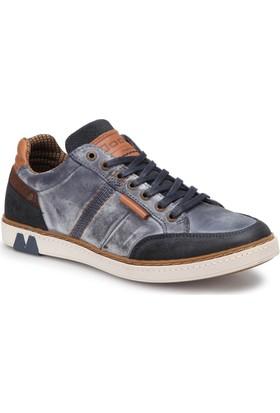 Joselı J4111 Mavi Erkek Deri Modern Ayakkabı