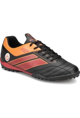 Gs Trım Turf Gs Siyah Kırmızı Erkek Halı Saha Ayakkabısı