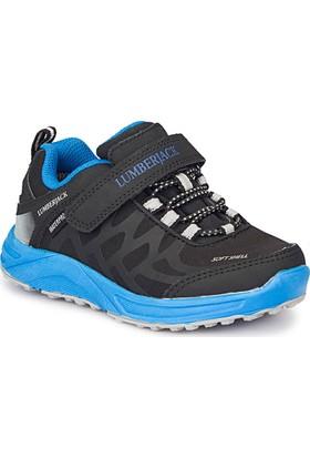 Lumberjack Ursa Jr Siyah Mavi Erkek Çocuk Ayakkabı