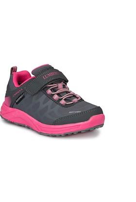 Lumberjack Ursa Jr Gri Fuşya Kız Çocuk Ayakkabı