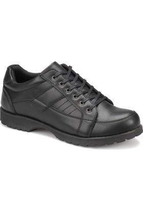 Kinetix Rodın Siyah Erkek Ayakkabı