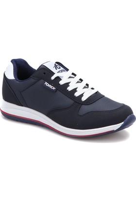 Torex Cety Pu W Lacivert Erkek Sneaker Ayakkabı