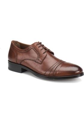 Garamond 1959 Kahverengi Erkek Deri Ayakkabı