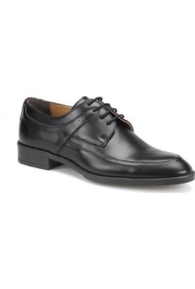Garamond 116 Siyah Erkek Ayakkabı