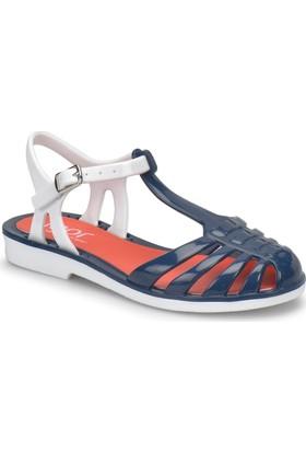 Igor S10145-O88 Lacivert Kız Çocuk Sandalet