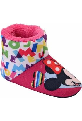 Mickey Mouse 90088 Pk Pembe Kız Çocuk Panduf