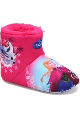Frozen 90148 Fk Pembe Kız Çocuk Panduf