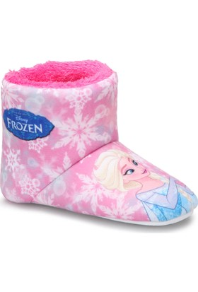 Frozen 90257 Pk Pembe Kız Çocuk Panduf