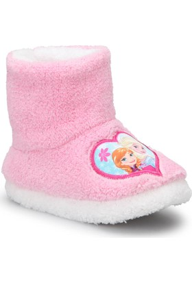 Frozen 92028 Pk Açık Pembe Kız Çocuk Panduf
