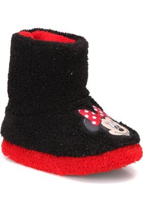 Mickey Mouse 92073 Pk Siyah Kız Çocuk Panduf
