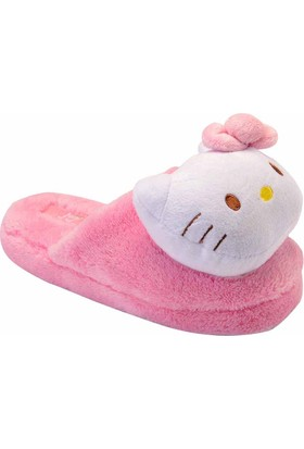 Hello Kitty 71162 Fk Açık Pembe Kız Çocuk Terlik