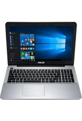 """Asus X555BP-XX182 AMD A9 9420 4GB 1TB R5 M420 Freedos 15.6"""" Taşınabilir Bilgisayar"""
