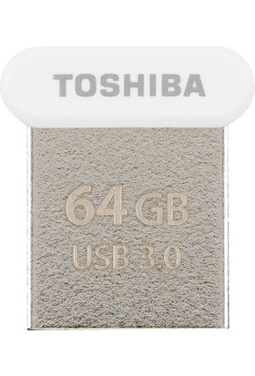 Toshiba 64GB Mini USB 3.0 U364 Nano USB Bellek THN-U364W0640E4