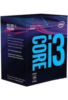 Intel Core i3-8350K 4.00 GHz 8 MB LGA1151 İşlemci