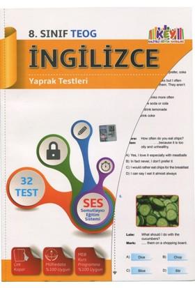 8.Sınıf İngilizce Yaprak Testleri