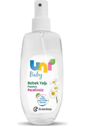 Uni Baby Bebek Yağı Papatya 200 ml