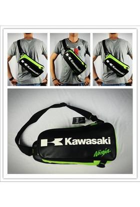Knmaster Motosiklet Kawasaki Omuz Çantası Km1448