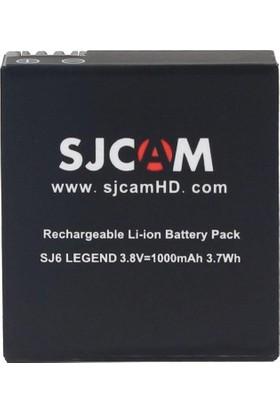 Sjcam Sj6 Legend Şarj Edilebilir Batarya Pil Ks1380