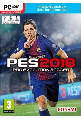 PC PES 2018 Premium Versiyon