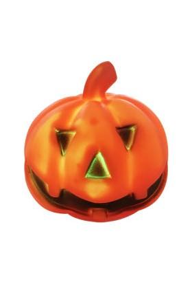 KullanAtMarket Halloween Isikli Dekoratif Balkabagi