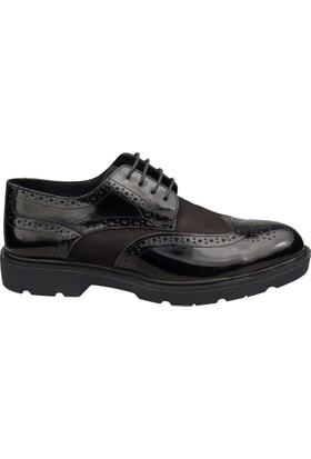 Wolfland 201 K 8055 Erkek Deri Klasik Ayakkabı