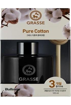 Bullsone Diffuser Lüks Araç Kokusu 105ml (Pure Cotton)