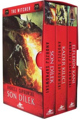 The Witcher Serisi Set (3 Kitap) - Andrzej Sapkowski