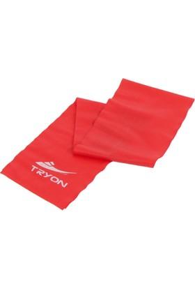 Tryon Plates Bandı Yumuşak Kırmızı 120*15*0.35Cm