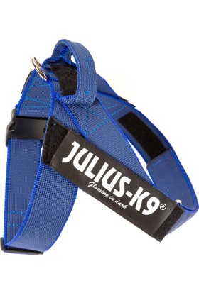 Julius-K9 Color & Gray Idc Kemerli Göğüs Tasması 3