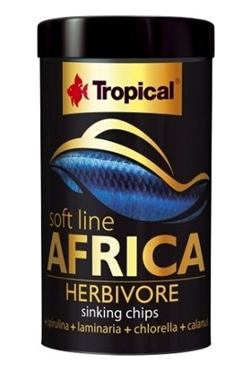 Tropical Soft Line Africa Herbivore Chips 250ml 130gr