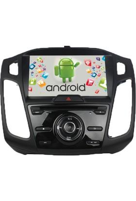 Ford Focus 2015 Multimedya Kamera Bluetooth Android