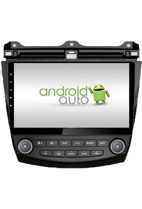 Honda Accord 2003-2007 Multimedya Navigasyon Kamera Bluetooth Android