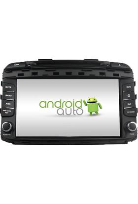 Kia Sorento 2015 Multimedya NAvigasyon KAmera Bluetooth