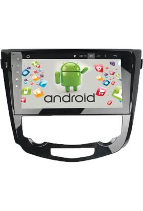 Qasqahi 2014 Android Multimedya Navigasyon Kamera Bluetooth