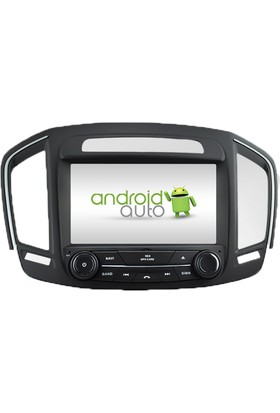 Opel INSIGNIA 2014-2016 Multimedya Navigasyon Kamera Android