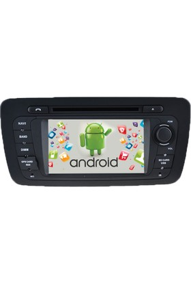 Seat Ibiza 2011---2015 Multimedya Navigasyon Kamera Bluetooth