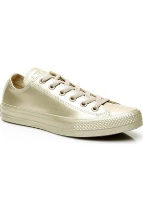 Converse Chuck Taylor All Star Kadın Altın Sneaker 157664C.752