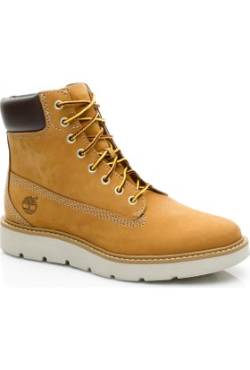 Timberland Kenniston 6İn Lace Up Women Sarı Bot Ca161U