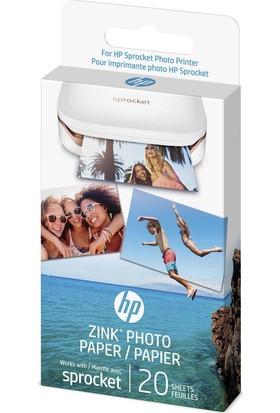 HP Zink Sprocket Fotoğraf Kağıdı W4Z13A