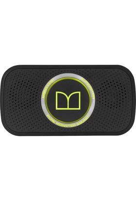 Monster Superstar HD Kablosuz Bluetooth Hoparlör - Siyah/Yeşil
